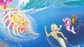 Barbie In A Mermaid Tale Photo