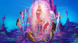 Barbie In A Mermaid Tale Photo Free