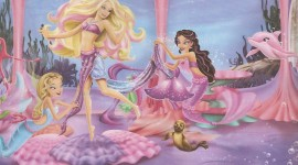 Barbie In A Mermaid Tale Wallpaper Free