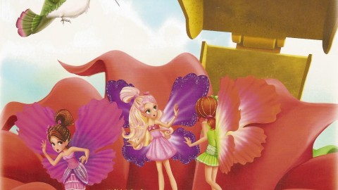 Barbie Presents Thumbelina wallpapers high quality