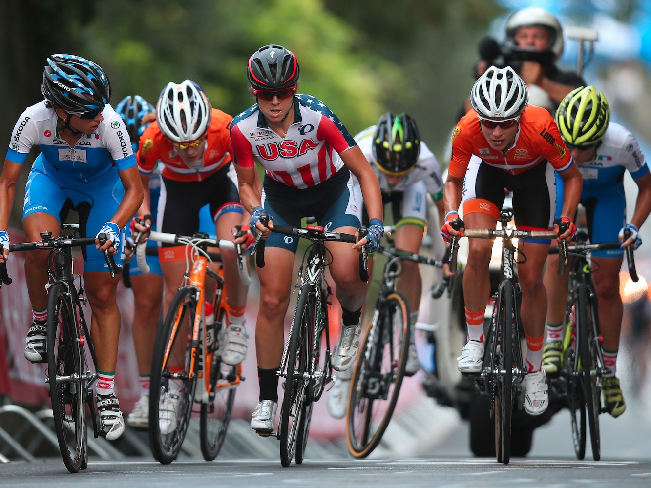 Bicycle Race Wallpapers High Quality | Download Free