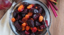 Boiled Beetroot Wallpaper For IPhone