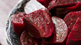 Boiled Beetroot Wallpaper For IPhone Free
