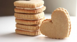 Buttery Cookies Wallpaper