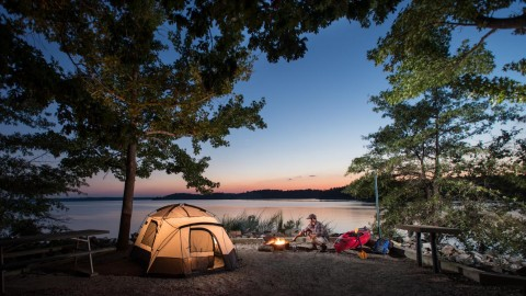 Camping wallpapers high quality