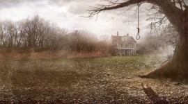 Conjuring House Desktop Wallpaper HD