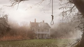 Conjuring House Wallpaper For IPhone