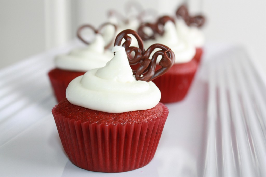 Cupcake Red Velvet wallpapers HD