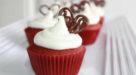 Cupcake Red Velvet Best Wallpaper