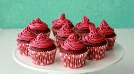Cupcake Red Velvet Photo