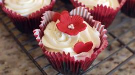 Cupcake Red Velvet Photo Free#1