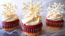 Cupcake Red Velvet Wallpaper