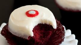 Cupcake Red Velvet Wallpaper For Android#1