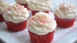 Cupcake Red Velvet Wallpaper Gallery