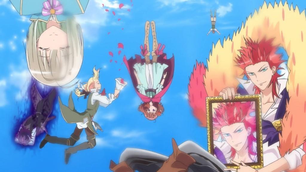 Dame x Prince Anime Caravan wallpapers HD
