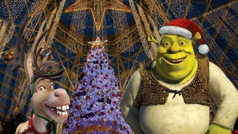 Donkey's Christmas Shrektacular wallpapers high quality