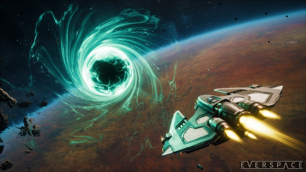 Everspace wallpapers HD