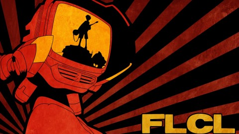 FLCL wallpapers high quality