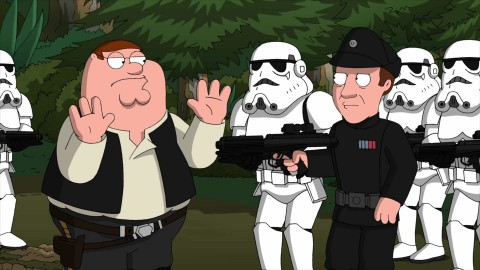 Family Guy Presents It's A Trap wallpapers high quality