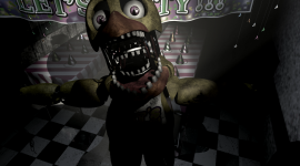 Freddy Fazbear's Pizzeria Simulator Photo
