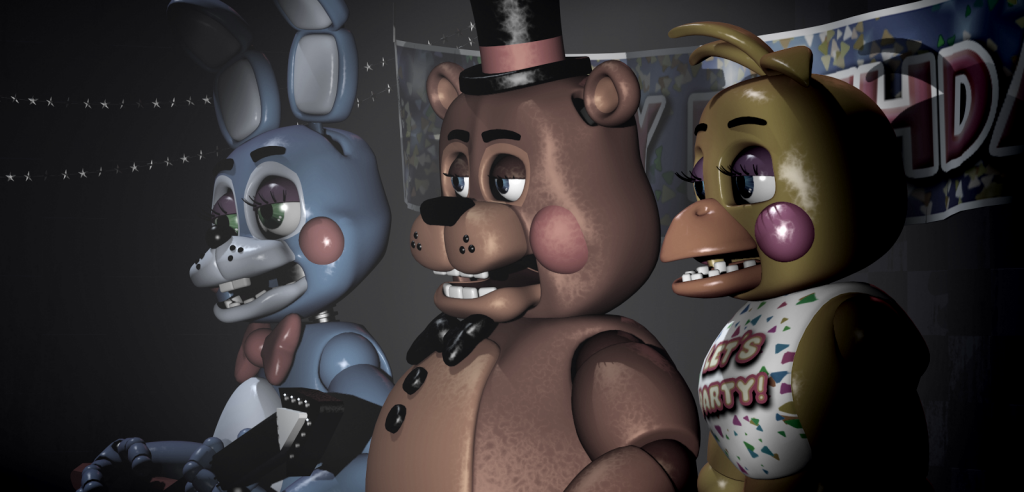 Freddy Fazbear's Pizzeria Simulator wallpapers HD
