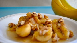 Fried Banana Wallpaper HD