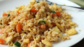 Fried Rice Wallpaper 1080p