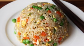 Fried Rice Wallpaper Download Free
