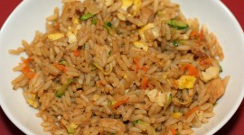 Fried Rice Wallpaper For Desktop