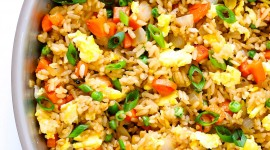 Fried Rice Wallpaper For IPhone 6 Download