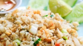 Fried Rice Wallpaper For PC