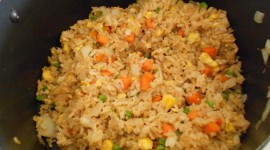 Fried Rice Wallpaper High Definition
