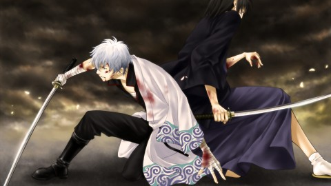 Gintama Silver Soul Arc wallpapers high quality