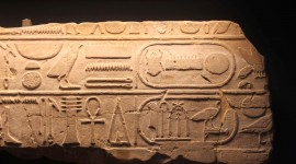 Hieroglyphs Wallpaper