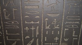 Hieroglyphs Wallpaper Download Free
