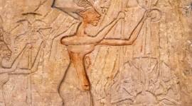 Hieroglyphs Wallpaper For IPhone Download