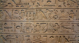 Hieroglyphs Wallpaper Free