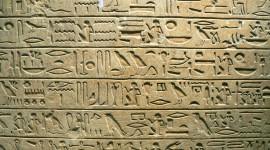 Hieroglyphs Wallpaper Full HD