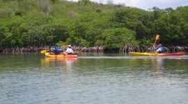 Kayaks Desktop Wallpaper