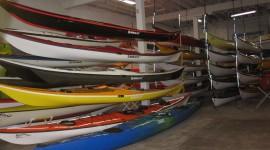 Kayaks Desktop Wallpaper HD