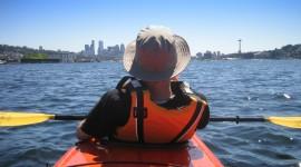 Kayaks Wallpaper For Desktop
