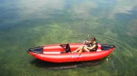 Kayaks Wallpaper Free
