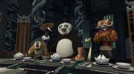 Kung Fu Panda Holiday Aircraft Picture