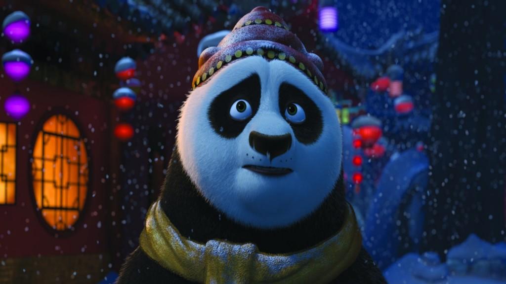 Kung Fu Panda Holiday wallpapers HD