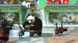 Kung Fu Panda Holiday Image