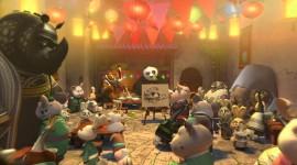 Kung Fu Panda Holiday Photo#1