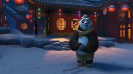 Kung Fu Panda Holiday Wallpaper