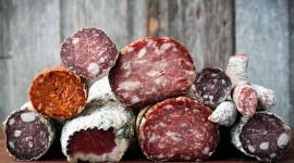 Meat In French Desktop Wallpaper