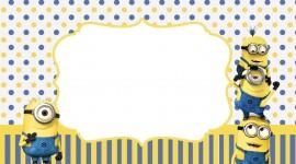 Minion Frame Wallpaper For PC