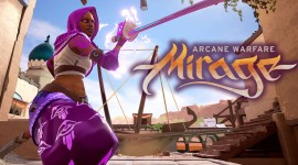 Mirage Arcane Warfare Wallpaper HQMirage Arcane Warfare Wallpaper HQ